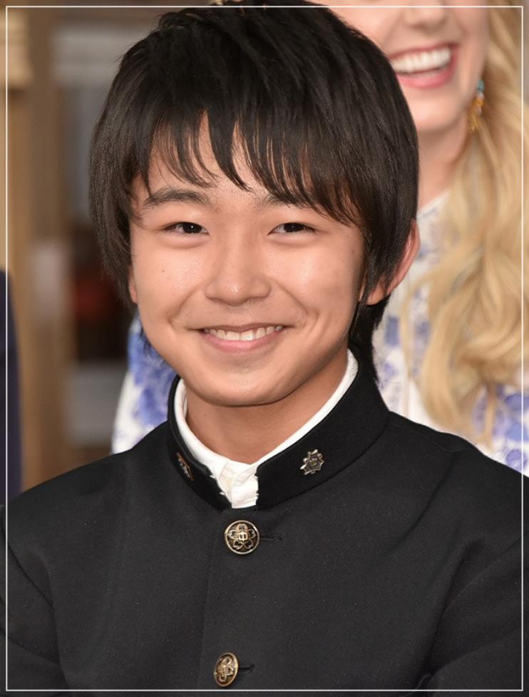 15歳の加藤清史郎