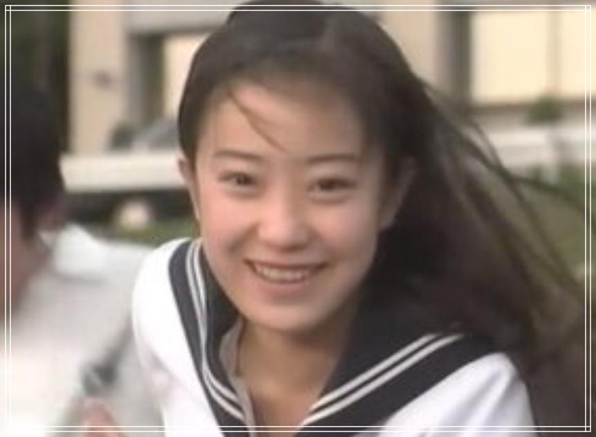 19歳の頃の菅野美穂