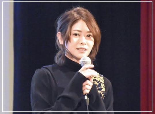 パッチギ舞台発表の真木よう子