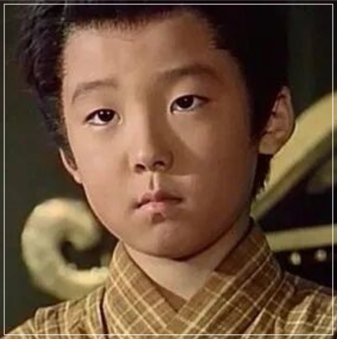 9歳の頃の高橋一生
