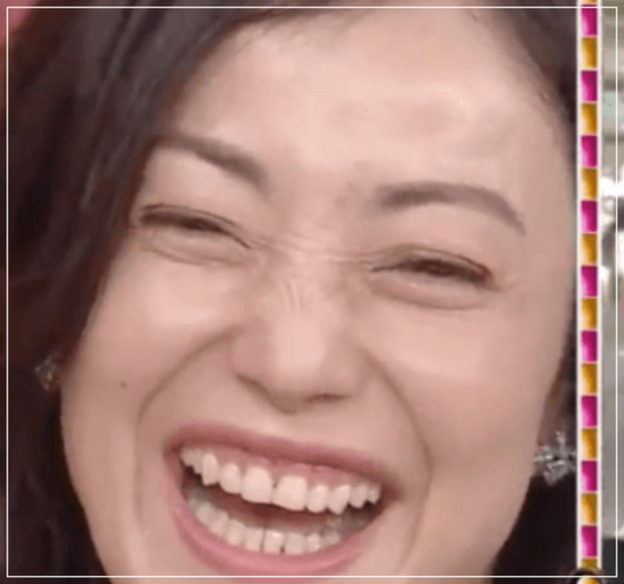 2019年沸騰ワードに出演した時の菅野美穂