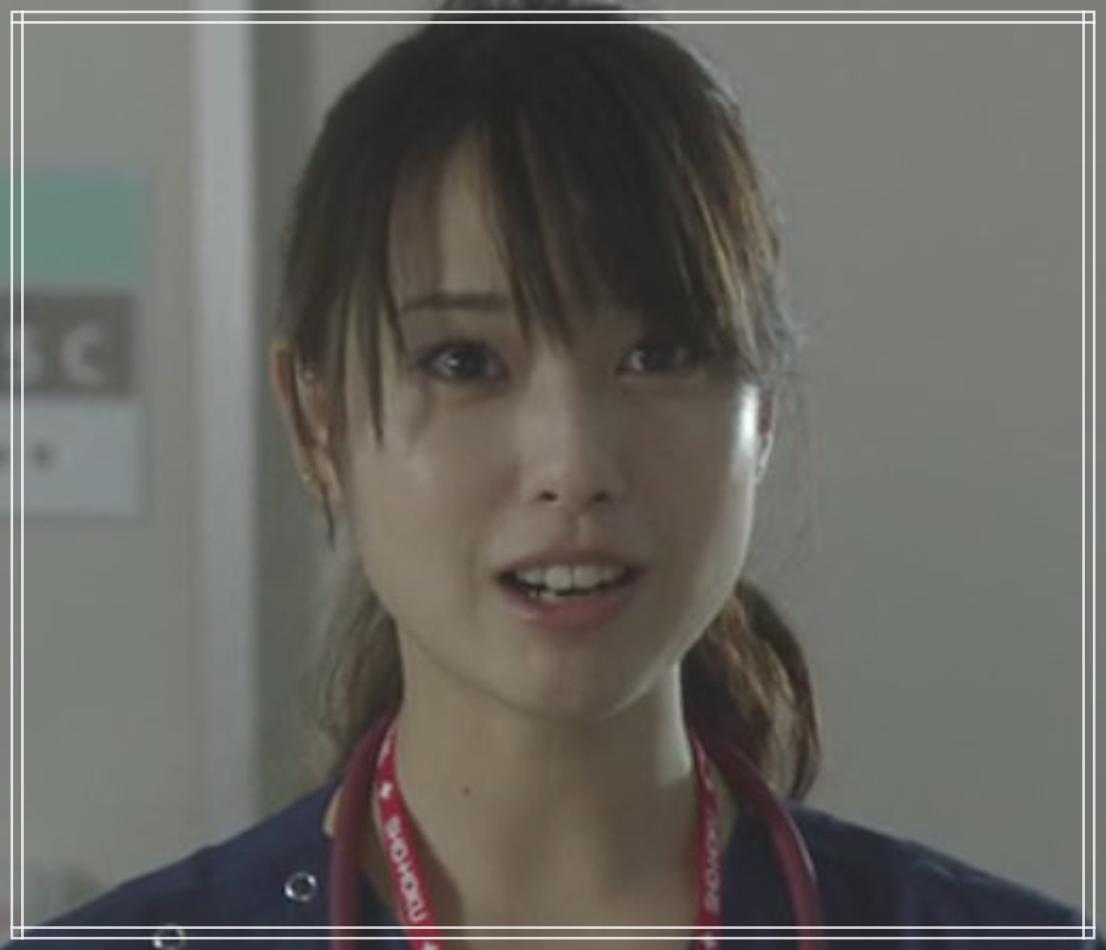 コードブルーの戸田恵梨香