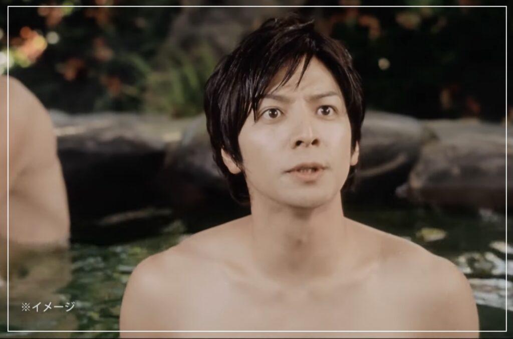 2011年のCMの生田斗真