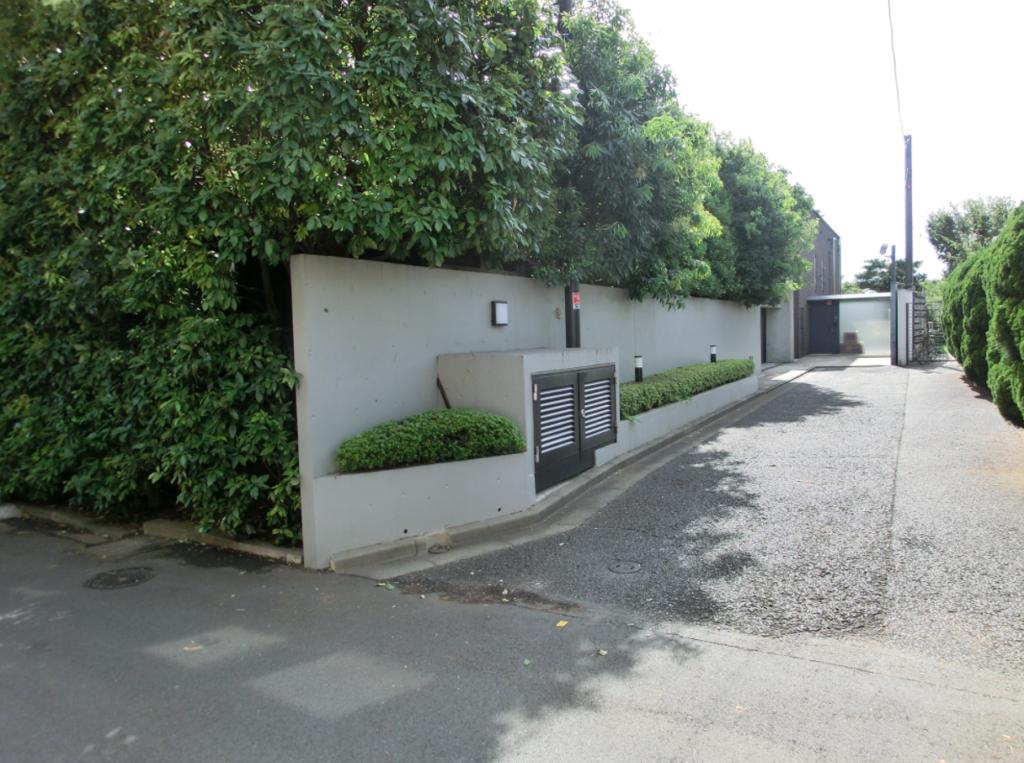 田村正和の自宅