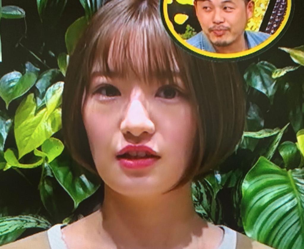 2021年3月28日の中田花奈