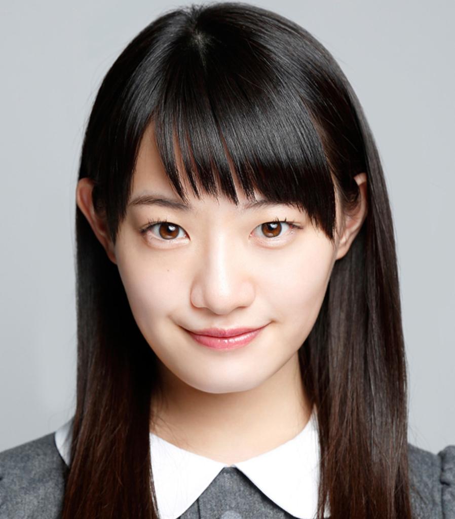 2015年の中田花奈