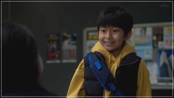加藤清史郎の弟