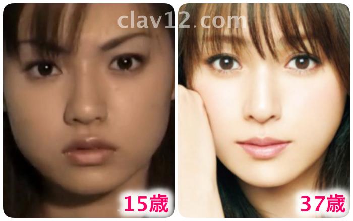 深田恭子比較