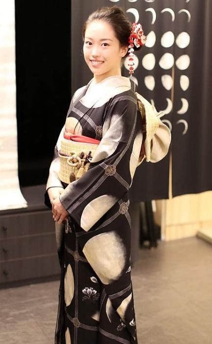 成人式の畠田瞳さん