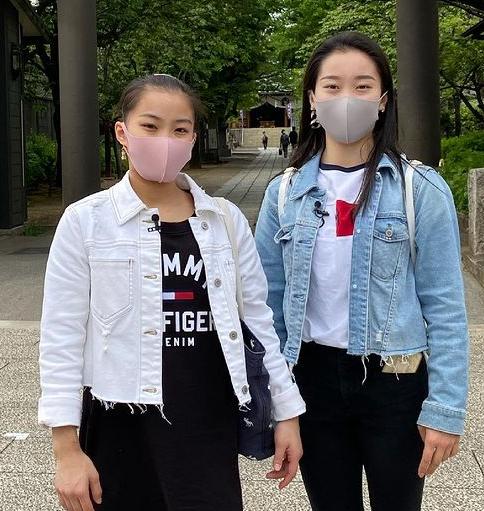 妹・千愛さんと畠田瞳さん