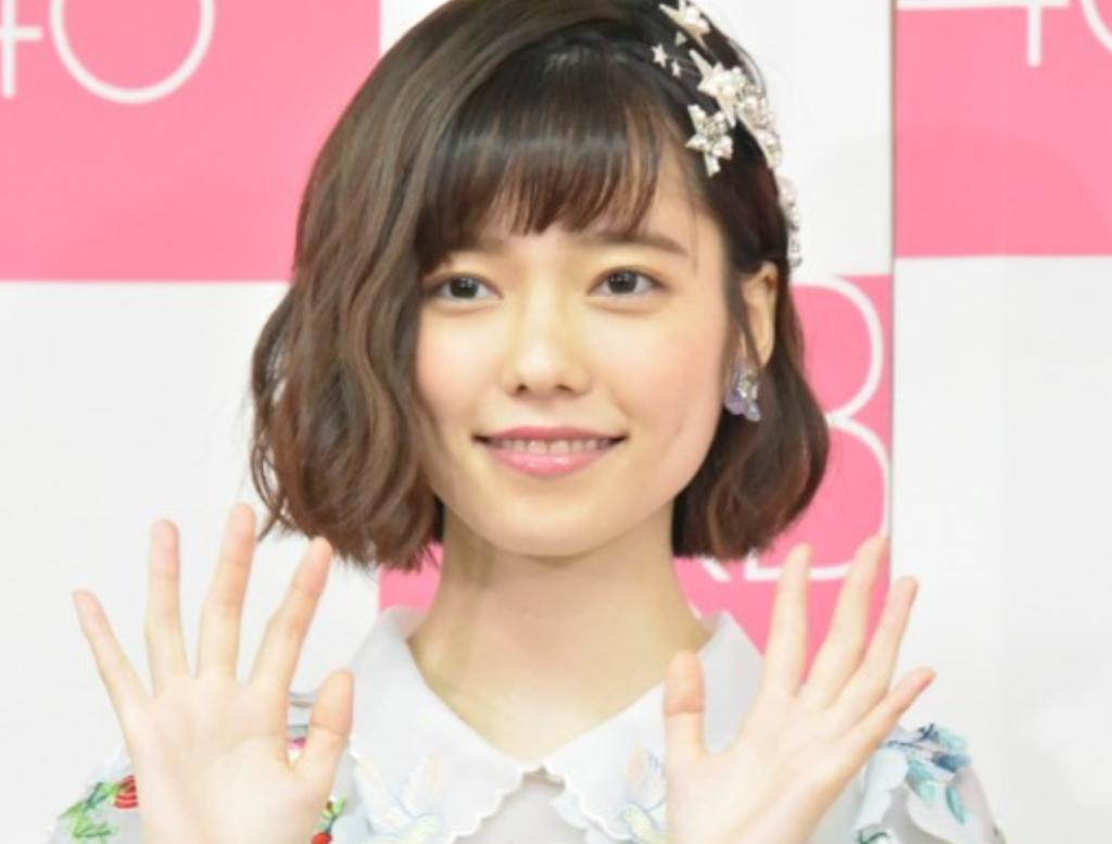 AKB48卒業を発表した島崎遥香