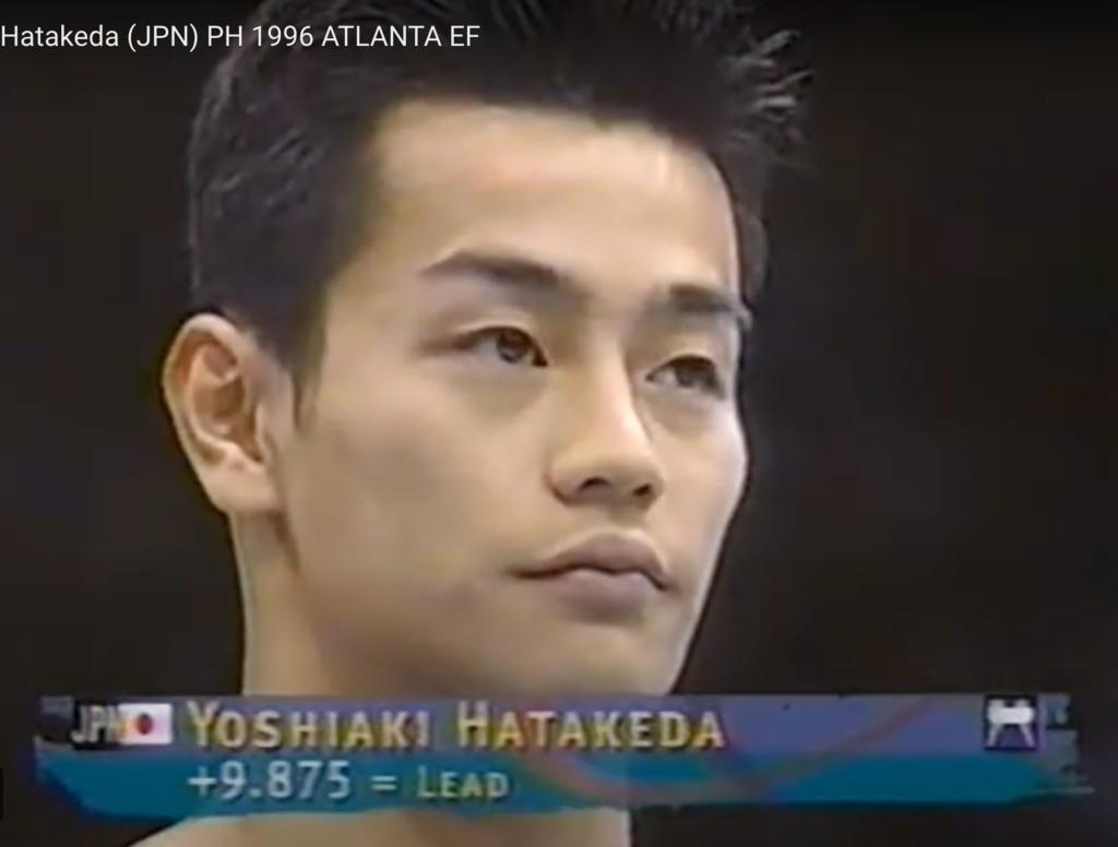 畠田瞳の父の若い頃
