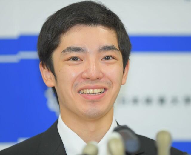 引退を表明した白井健三さん