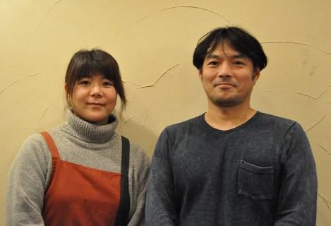 阿部詩さんの両親