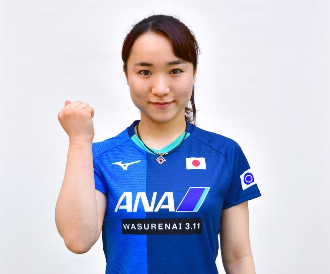 卓球選手・伊藤美誠さん