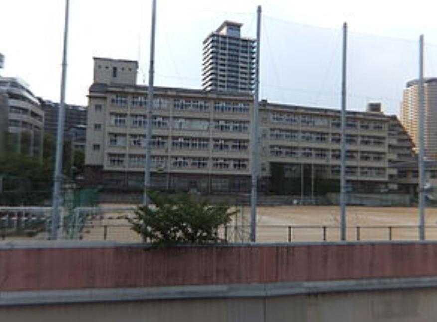 神戸市立神戸生田中学校