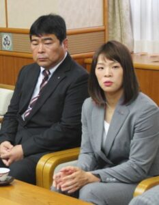 川栄梨沙子と孝人さん