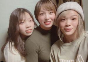 川井三姉妹