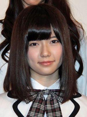 AKB48時代の島崎遥香さん