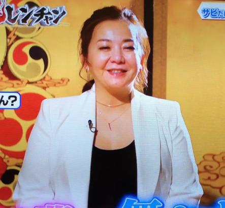 上沼恵美子さんに似ている華原朋美さん