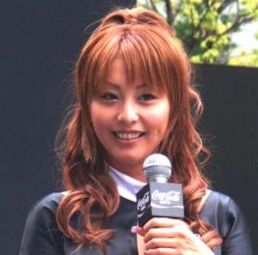 2007年の熊切あさ美