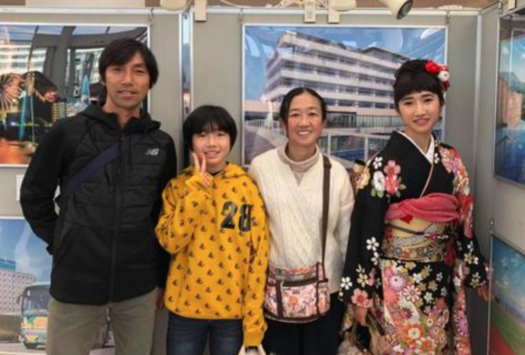 田中希実の家族