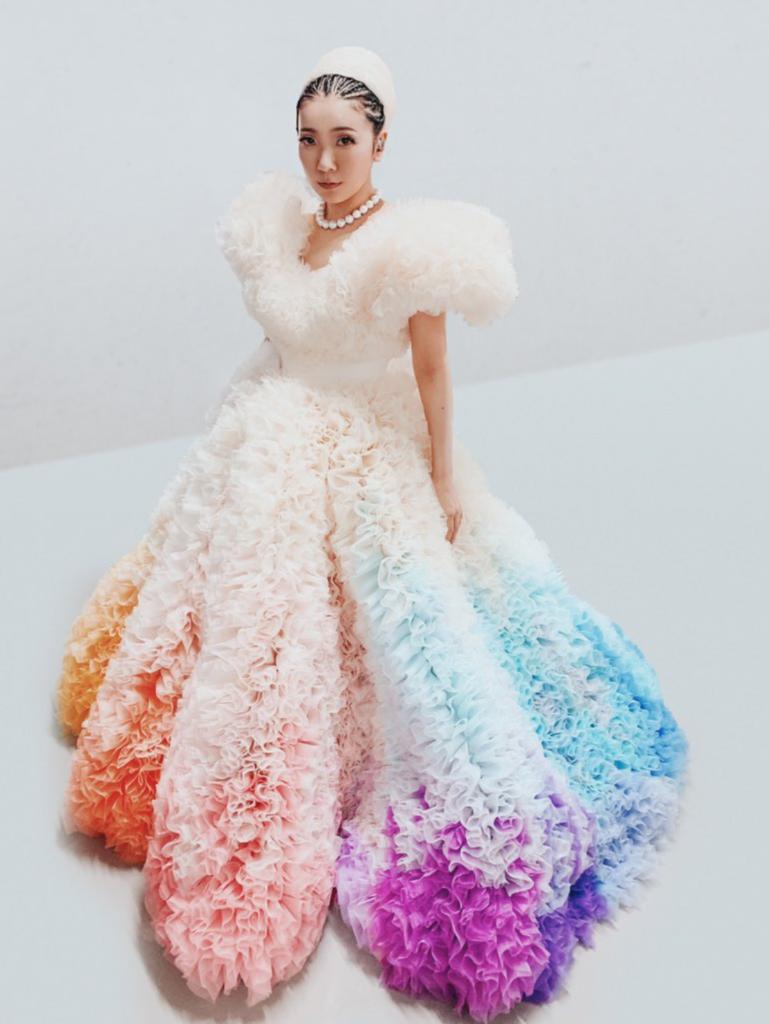 MISIAのドレス