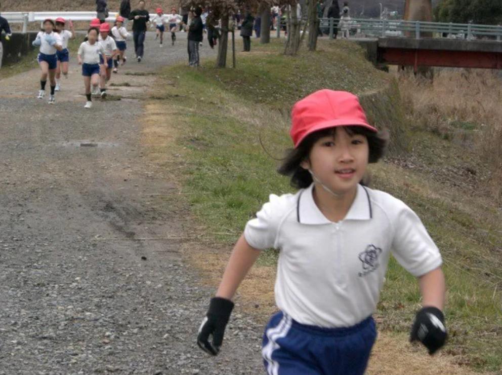 小学校時代の田中希実