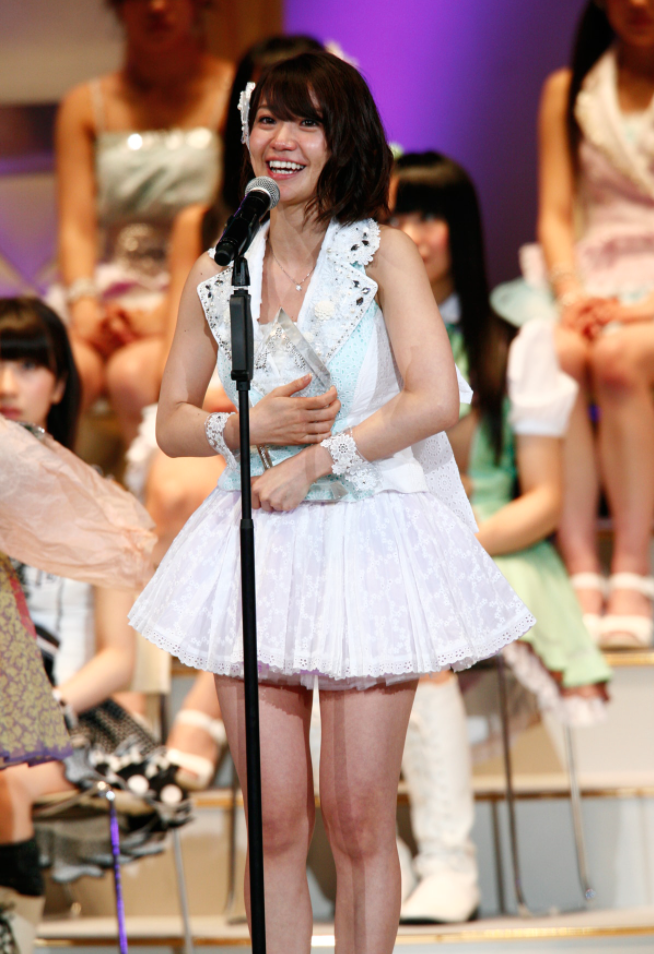 2012年の大島優子