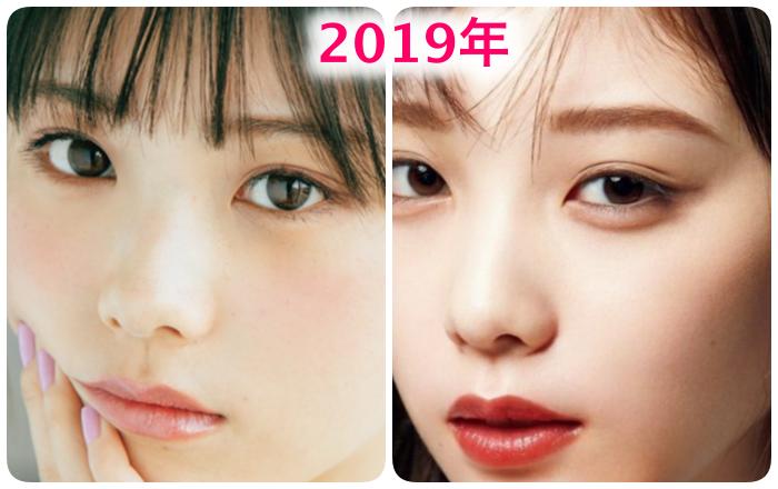 2019年の与田祐希