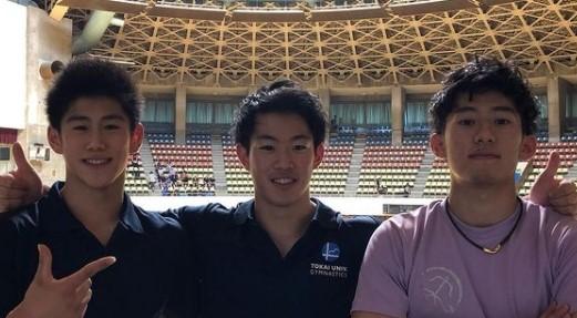 橋本大輝さんと兄弟