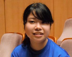 水谷隼さんの妹・茉央さん