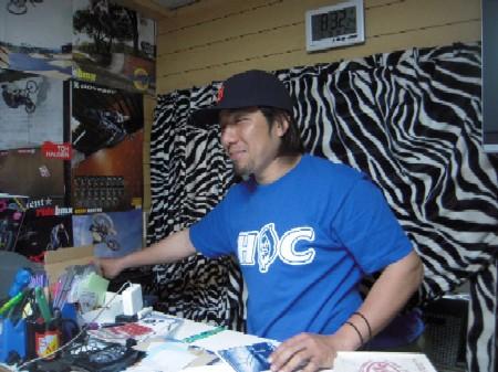 中村辰司さんのお店