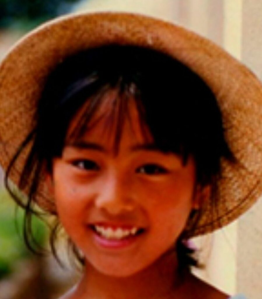 12歳の熊切あさ美さん
