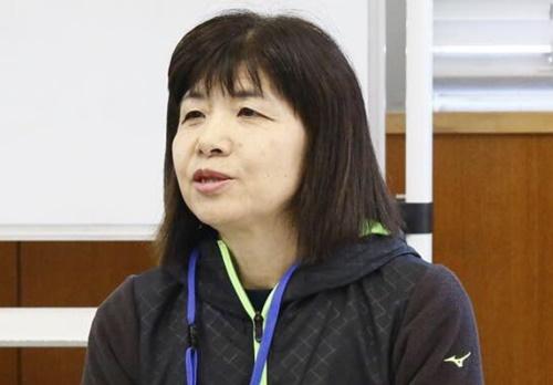 水谷隼さんの母・万記子さん