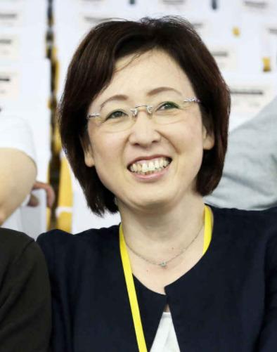 萩野公介さんの母・貴子さん