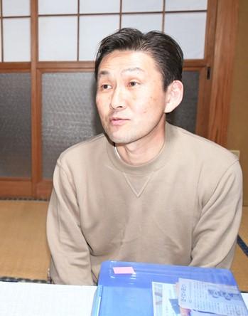 嘉村健士さんの父・泰博さん