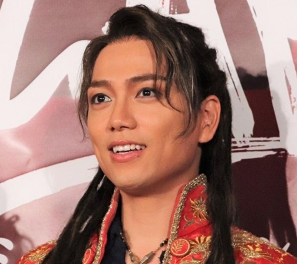2014年の山崎育三郎