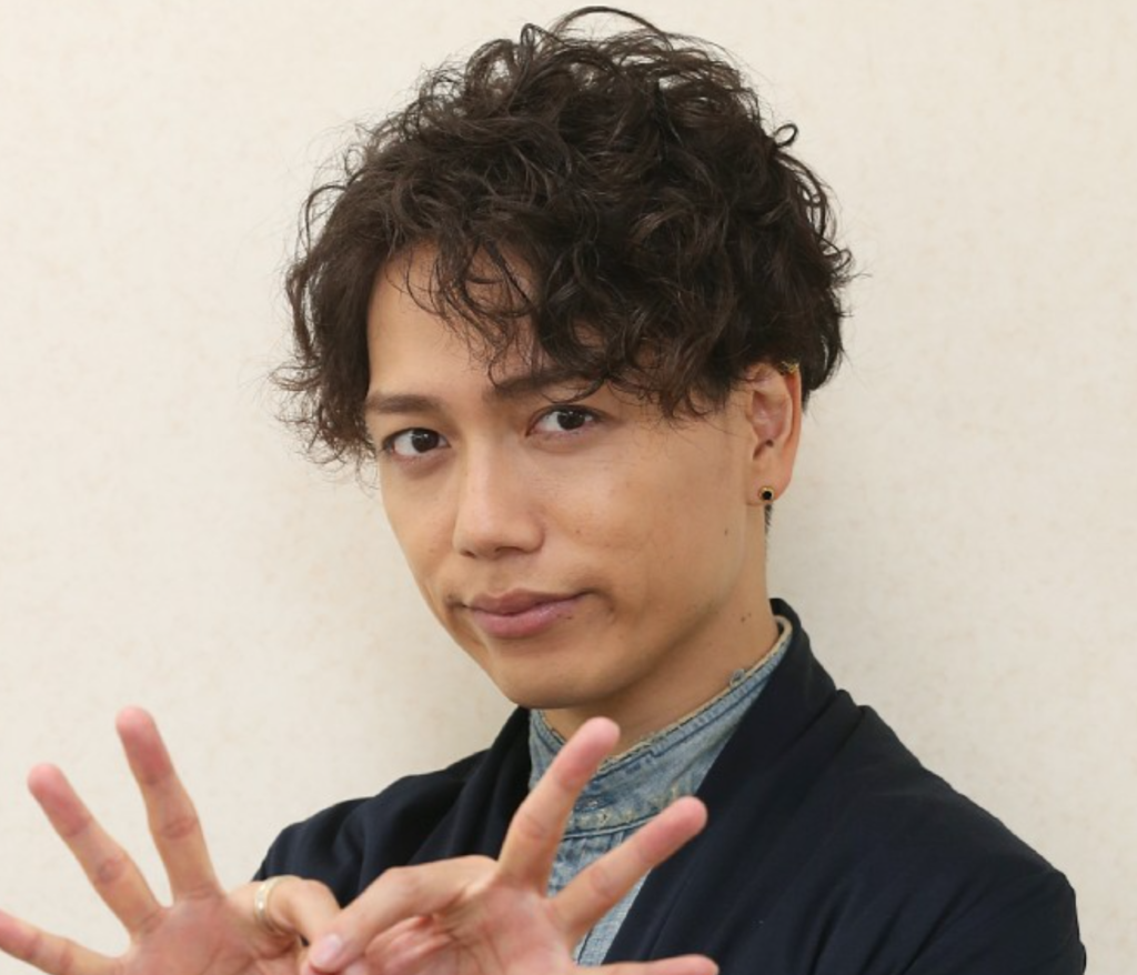 2017年の山崎育三郎