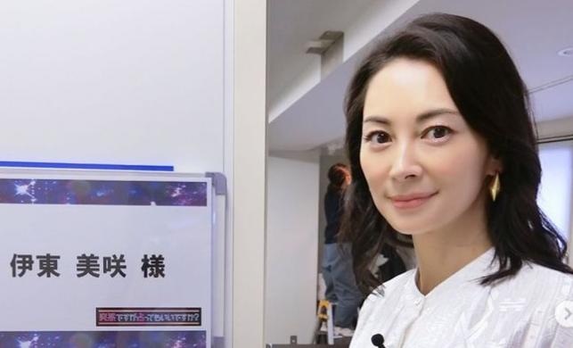 12年ぶりにテレビ出演する伊東美咲さん