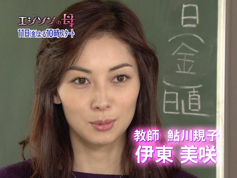 2008年の伊東美咲さん