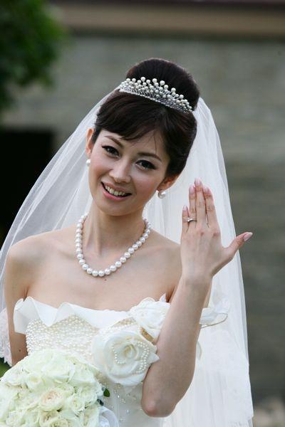 結婚当時の伊東美咲さん