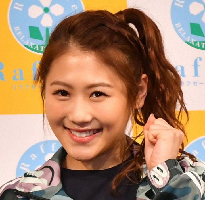 2019年の西野未姫さん