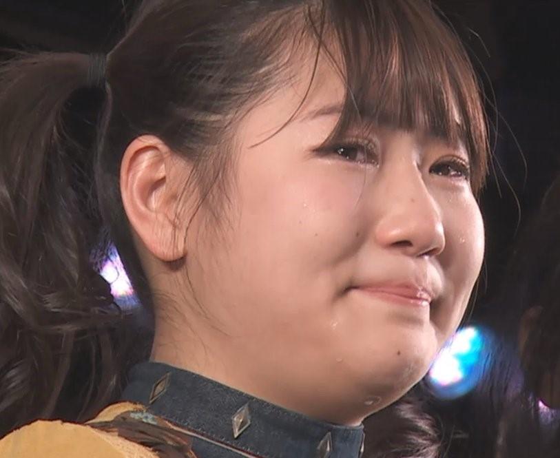 卒業公演の西野未姫さん