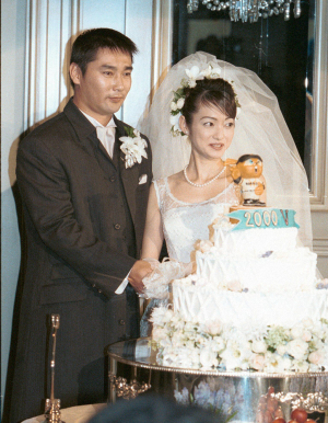 大神いずみさん結婚式
