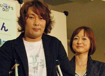 2009年第二子妊娠中の大神いずみさん
