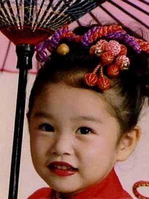 幼少期の桜井日奈子さん
