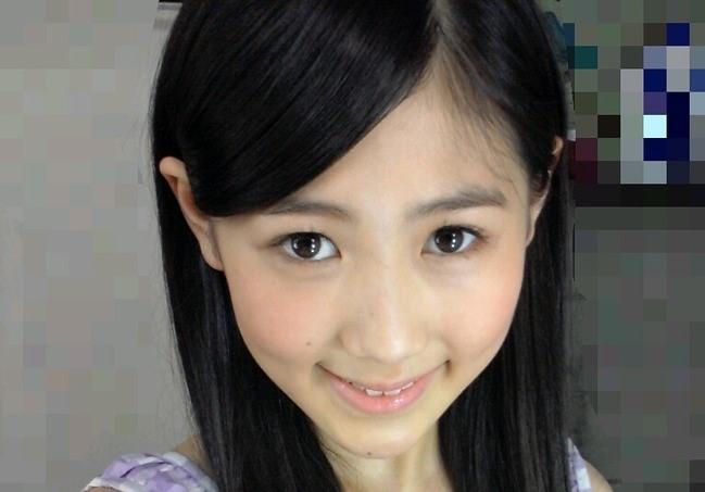デビュー当時の西野未姫さん