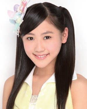 2013年の西野未姫さん