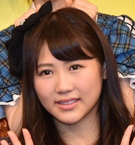 卒業発表時の西野未姫さん